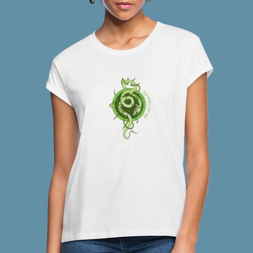 Jormungand logo png - Maglietta ampia da donna