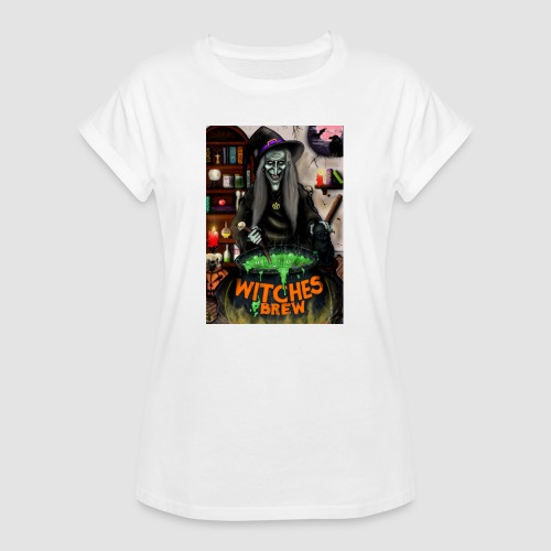 The Witch - Women's Oversize T-Shirt
