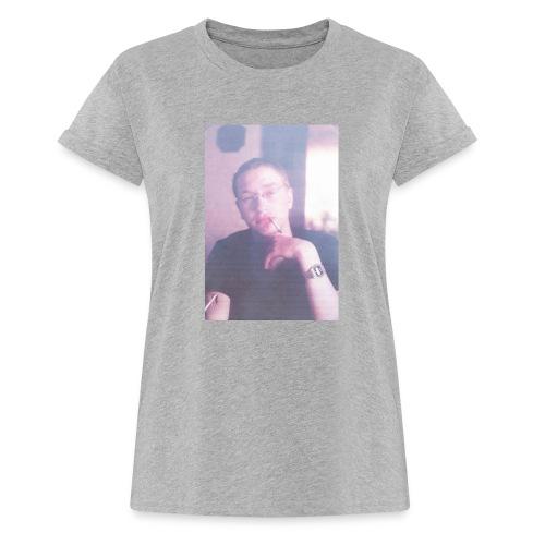 The 80's - Frauen Oversize T-Shirt
