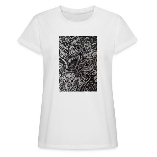 henna - Women's Oversize T-Shirt
