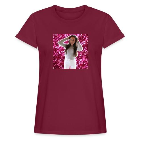 Julia xcxc - Women's Oversize T-Shirt