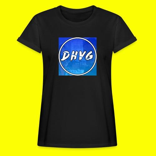 DusHeelVeelgamen New T shirt - Vrouwen oversize T-shirt