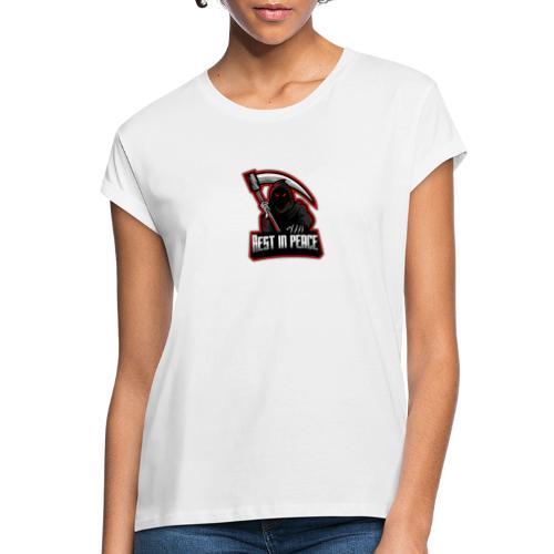 RIP - Frauen Oversize T-Shirt