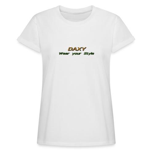 Herren Sixpack Shirt von DAXY - Frauen Oversize T-Shirt
