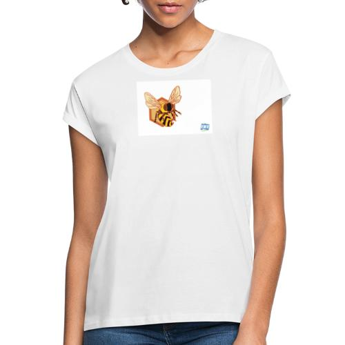 Bee United FNV - Vrouwen oversize T-shirt