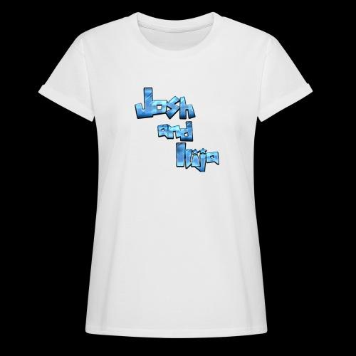 Josh and Ilija - Women's Oversize T-Shirt