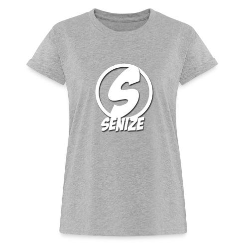 Senize voor vrouwen - Vrouwen oversize T-shirt