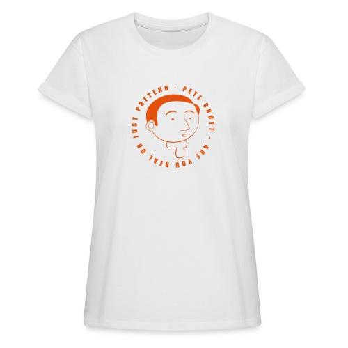 Pete Snott - Women's Oversize T-Shirt