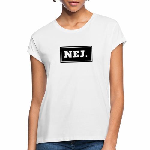 NEJ - Oversize-T-shirt dam