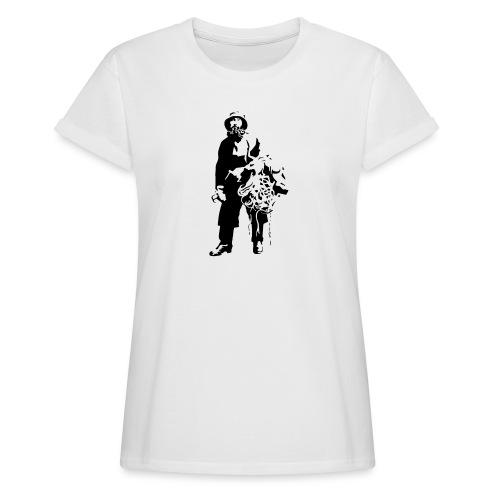 feskarn - Oversize T-skjorte for kvinner