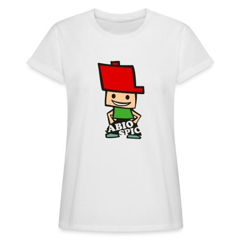 Fabio Spick - Frauen Oversize T-Shirt
