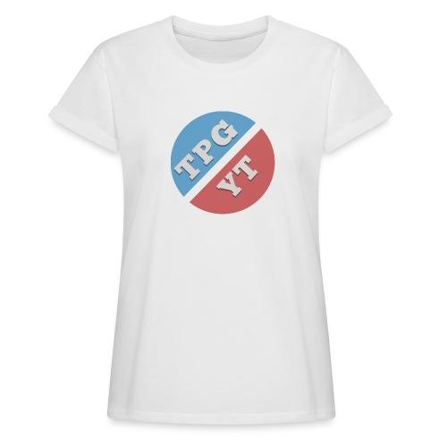 The Official TPG Cap - Women's Oversize T-Shirt