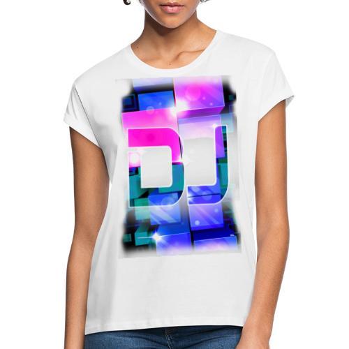 DJ by Florian VIRIOT - T-shirt oversize Femme