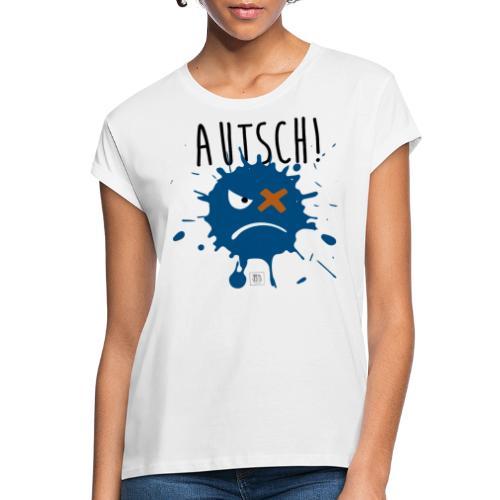 inky+sketch_003 - Frauen Oversize T-Shirt