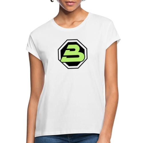 Blacktron 2 - T-shirt oversize Femme