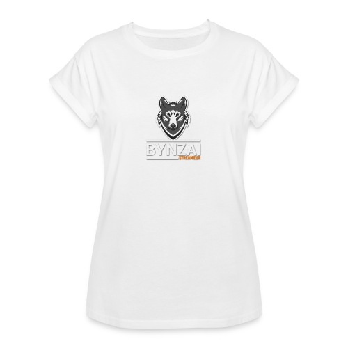 Casquette bynzai - T-shirt oversize Femme