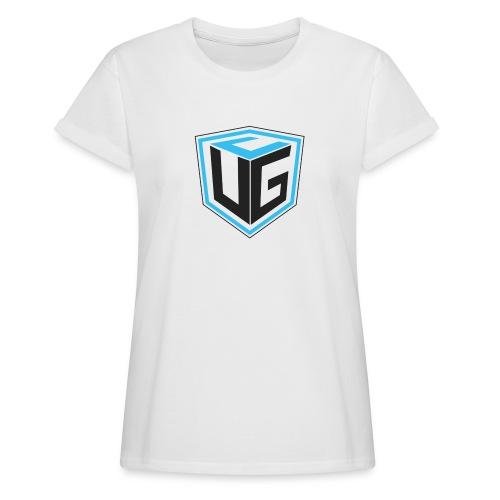 Ultimate Gaming Community Cube - Frauen Oversize T-Shirt