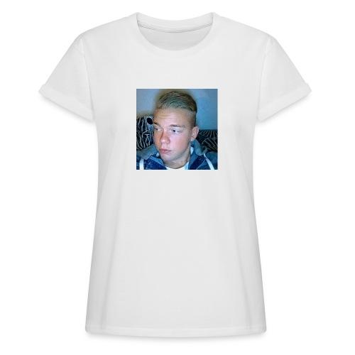 Fan Tröja - Oversize-T-shirt dam