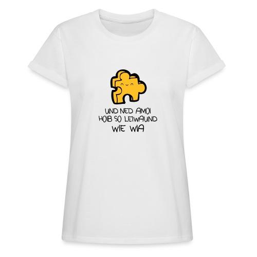 Vorschau: beste freind - Frauen Oversize T-Shirt