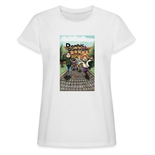 DuG-Band1-Kurztitel - Frauen Oversize T-Shirt