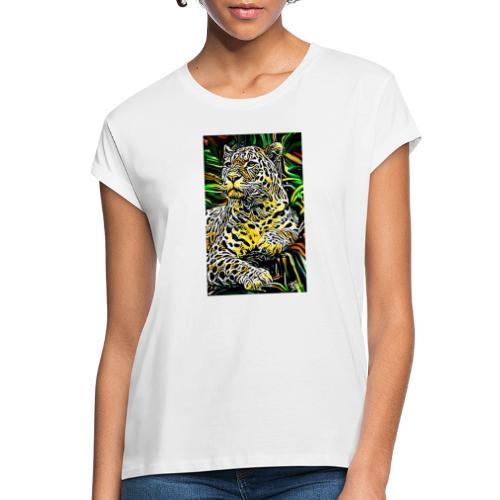Giaguaro - Maglietta ampia da donna
