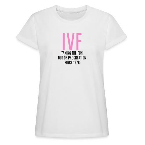 IVF - Naisten oversized-t-paita