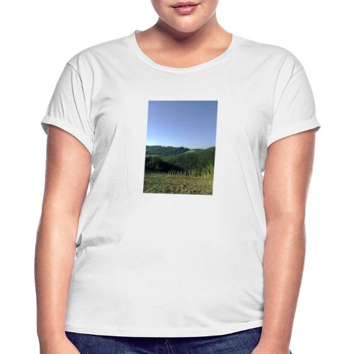 Panorama - Maglietta ampia da donna
