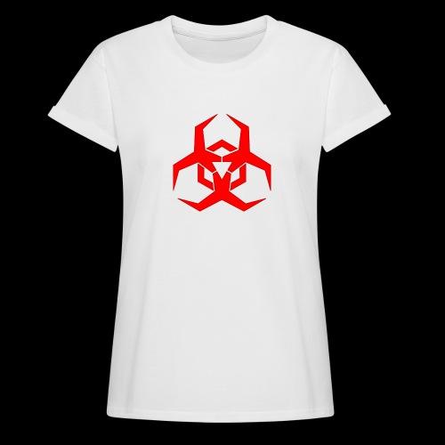 Radioaktive - Dame oversize T-shirt