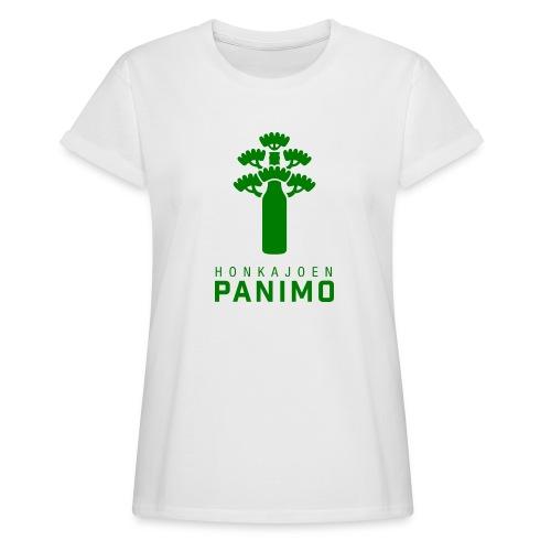 Honkajoen Panimo Logo - Naisten oversized-t-paita