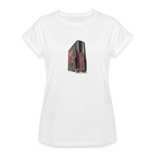 ULTIMATE GAMING PC DESIGN - Women's Oversize T-Shirt