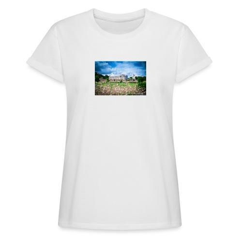 Barbara Mapelli - Castello di Chenonceau, Francia - Maglietta ampia da donna
