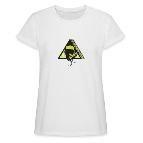 PACKO LOGO 2017 RGB PNG - Women's Oversize T-Shirt