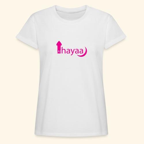 Al Hayaa - T-shirt oversize Femme