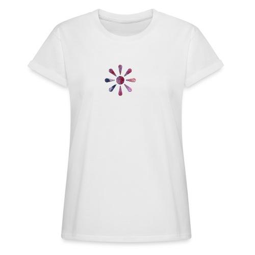 art sun - T-shirt oversize Femme