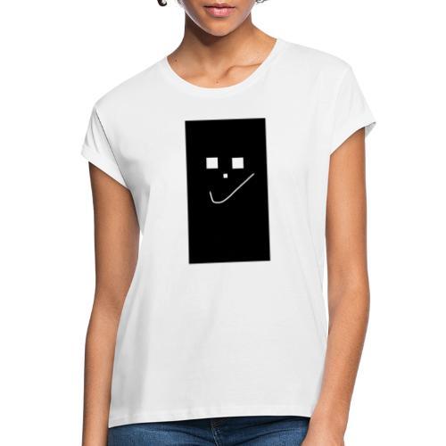 Smile :) - Frauen Oversize T-Shirt