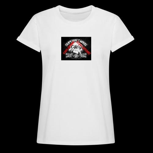 elsace-supermot - T-shirt oversize Femme