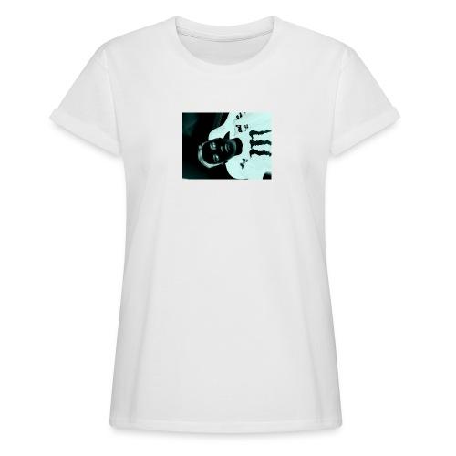 Mikkel sejerup Hansen cover - Dame oversize T-shirt