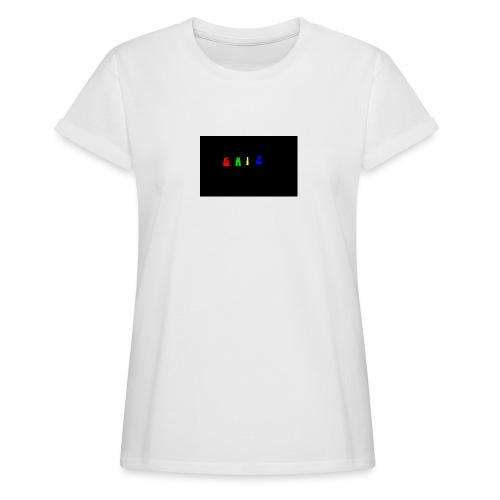 Gaiz - Maglietta ampia da donna