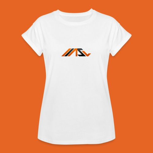 ASV New Look - Frauen Oversize T-Shirt