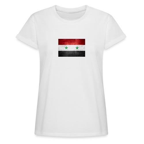 Syrien - Frauen Oversize T-Shirt