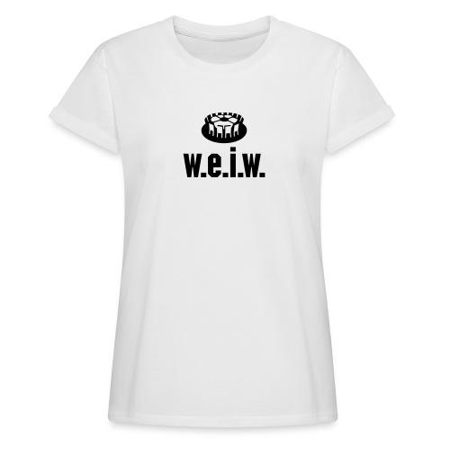 Titeltraum - Frauen Oversize T-Shirt