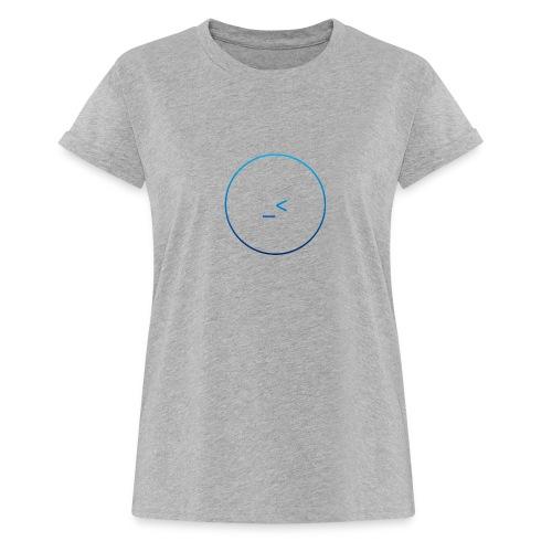 Coding Magazine logo - Women's Oversize T-Shirt