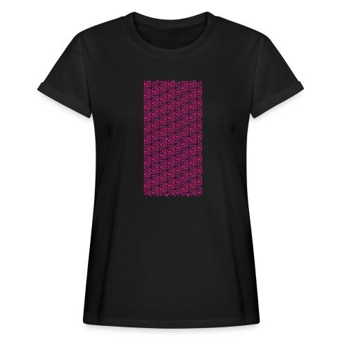 Fluo Sghiribizzy - Maglietta ampia da donna