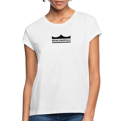 MLP-CROWN - Frauen Oversize T-Shirt