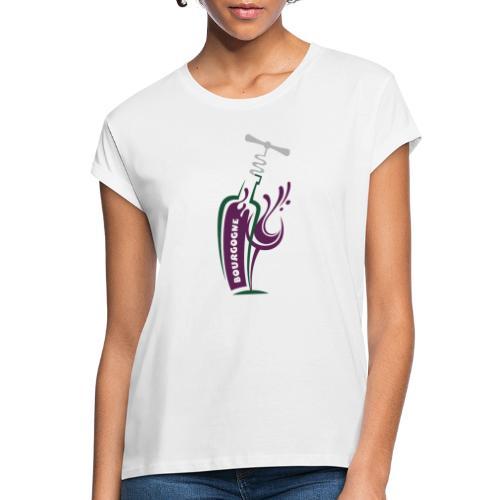 Plaisir de Bourgogne - T-shirt oversize Femme