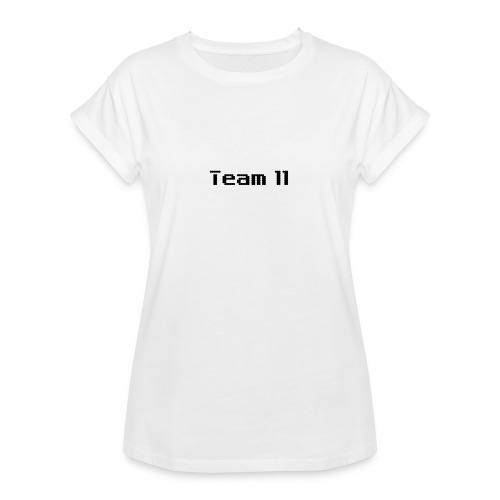 Team 11 - Women's Oversize T-Shirt