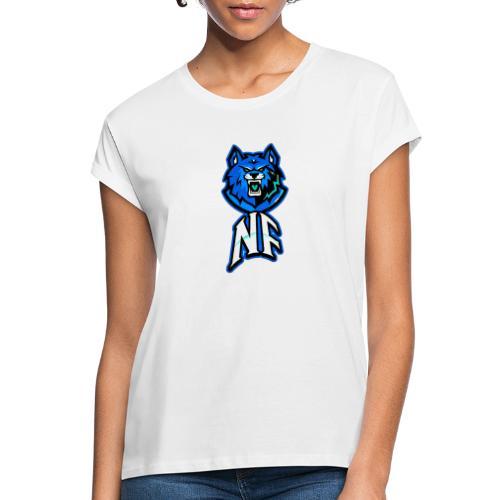 Noah Fortes logo - Vrouwen oversize T-shirt