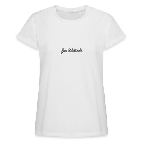 Joo Schätzzeli - Frauen Oversize T-Shirt