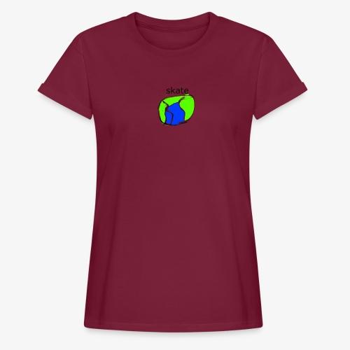 aiga cashier - Dame oversize T-shirt