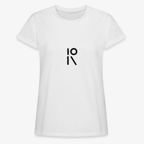 Tic Tac logo - Oversize-T-shirt dam